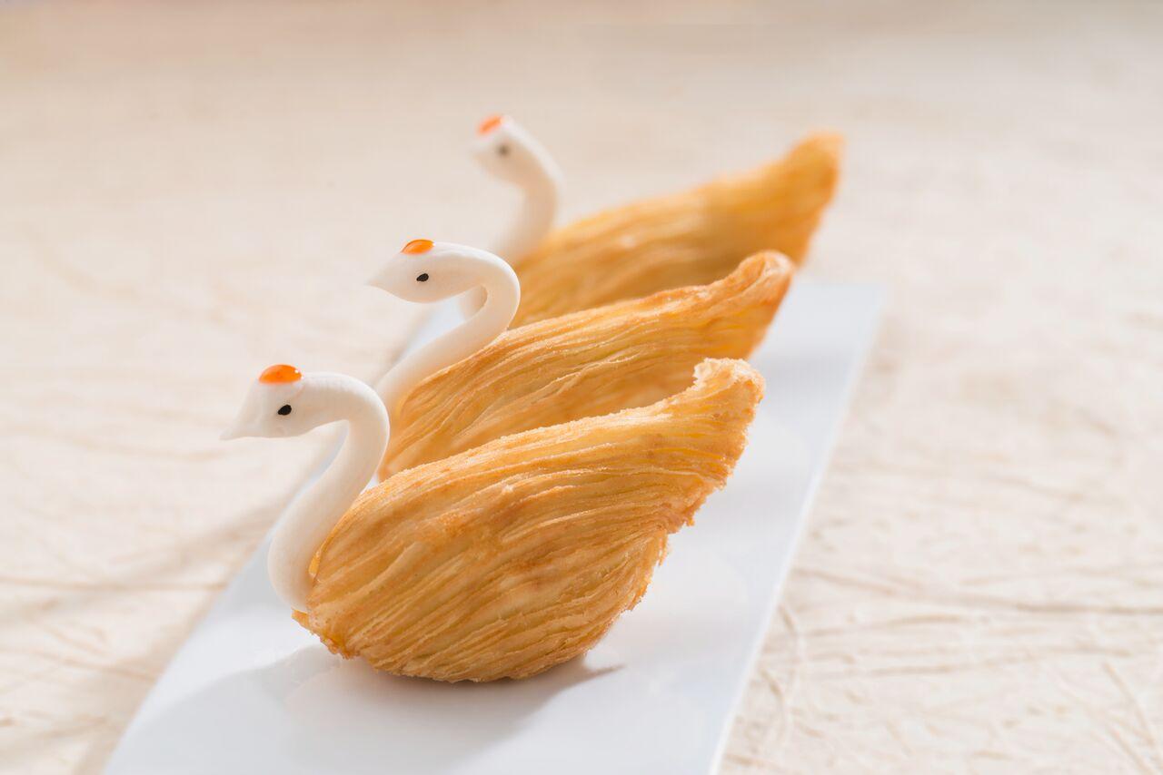 Crispy Durian Puff