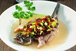 Spicy & Sour Signature Casserole Soon Hock Fish