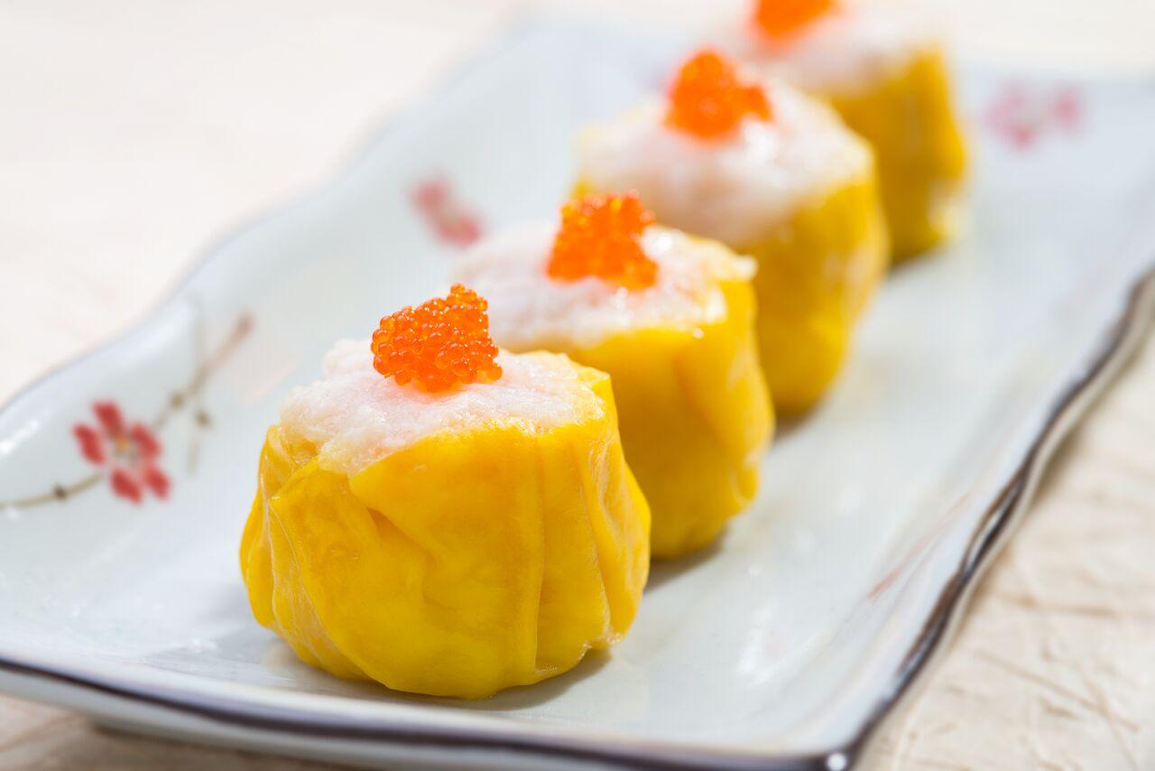Pork and Shrimp Dumpling